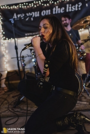 Megan WIlde at Seattle Living Room Shows/Seattle Secret Shows