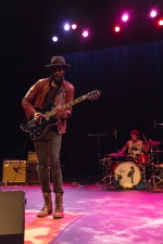 Gary Clark Jr. at the Moore Theater (Photo: Jake Hanson)