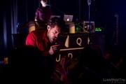 Blaqk Audio at the Crocodile (Photo: Sunny Martini)