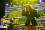 Santigold at The Neptune Theatre (Photo: Victoria Holt)