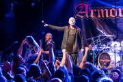 Armored Saint at Studio 7 (Photo by Mike Baliterra)
