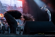 Korn at White River Amphitheater (Photo: Sunny Martini)