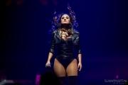 Demi Lovato at KeyArena (Photo: Sunny Martini)