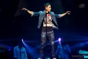 Nick Jonas at KeyArena in Seattle, WA on August 21, 2016. Photo by Sunny Martini.