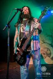 Zakk Wylde at the Showbox Sodo (Photo: Mike Baltierra)
