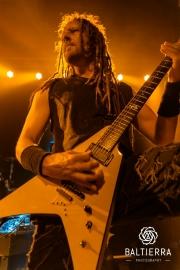 DevilDriver at Studio 7 (Photo by Michael Baltierra)