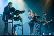 Shura at The Moore Theatre (Photo by Stephanie Dore)