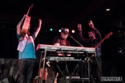 The Strumbellas at Showbox SoDo (Photo by Alex Crick)