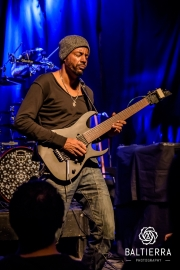 Tony MacAlpine at Studio 7 (Photo by Mike Baltierra)