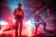 In Flames at the Showbox SoDo (Photo by Jared Ream)