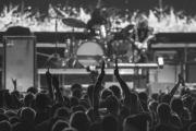 Band Of Horses (DTHB 2016) @ Key Arena 12-6-16 (Photo By: Mocha Charlie)