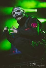 Slipknot @ White River 8-11-16 (Photo By: Mocha Charlie)