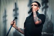 Marilyn Manson @ White River 8-11-16 (Photo By: Mocha Charlie)