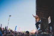 The Summer Set - Warped Tour 2016 @ White River 8-12-16 (Photo By: Mocha Charlie)