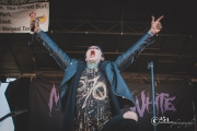 Motionless In White - Warped Tour 2016 @ White River 8-12-16 (Photo By: Mocha Charlie)