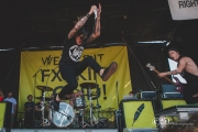 Sleeping With Sirens - Warped Tour 2016 @ White River 8-12-16 (Photo By: Mocha Charlie)