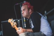 New Found Glory - Warped Tour 2016 @ White River 8-12-16 (Photo By: Mocha Charlie)