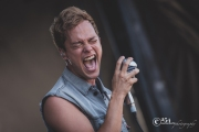 Coldrain - Warped Tour 2016 @ White River 8-12-16 (Photo By: Mocha Charlie)