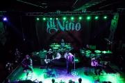 Ill Nino at Studio 7 (Photo: Mike Baltierra)