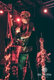 Otep at Studio 7 (Photo: MIke Baltierra)