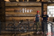 Dave Richter and Todd Herriott at Métier