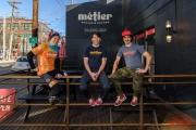 Greg Roth, Todd Herriott, and Dave Richter at Métier