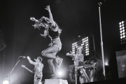 Misterwives at WaMu Theater (Photo: Sunny Martini)