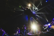 Underoath at WaMu Theater. (Photo: Sunny Martini)