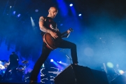 Rise Against at White River Amphitheatre (Photo: Sunny Martini)