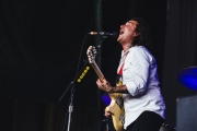 Frank Iero and the Patience at White River Amphitheatre (Photo: Sunny Martini)