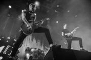 Rise Against at White River Amphitheatre (Photo: Sunny Martini)