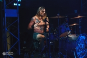 Barb Wire Dolls at Louie G's Pizza (Photo: Mike Baltierra)