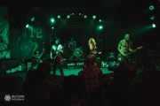 Barb Wire Dolls at Louie G\'s Pizza (Photo: Mike Baltierra)