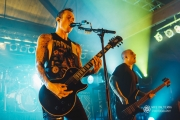 Trivium at the Showbox Sodo (Photo: Mike Baltierra)