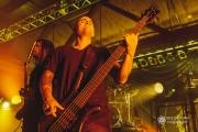 Trivium at the Showbox Sodo (Photo: Mike Baltierra)