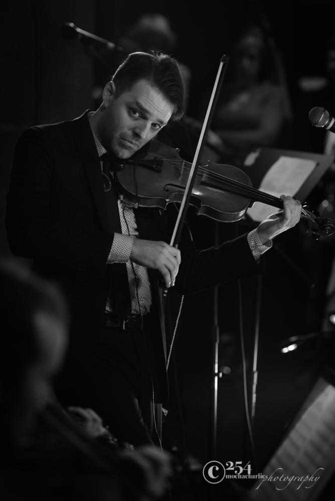 Seattle Secret Shows: Andrew Joslyn's Musical Journey - SMI
