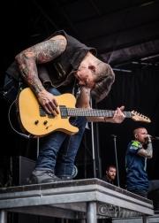 Memphis May Fire @ Warped Tour (Century Link) 6-16-17 (Photo By: Mocha Charlie)