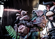GWAR @ Warped Tour (Century Link) 6-16-17 (Photo By: Mocha Charlie)