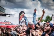 Warped Tour (Century Link) 6-16-17 (Photo By: Mocha Charlie)
