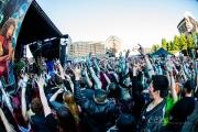 GWAR @ Warped Tour (Century Link) 6-16-17 (Photo By: Mocha Charlie)