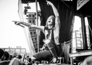Blessthefall @ Warped Tour (Century Link) 6-16-17 (Photo By: Mocha Charlie)
