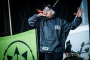 Attila @ Warped Tour (Century Link) 6-16-17 (Photo By: Mocha Charlie)