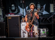 Radkey @ Pain In The Grass 2017 (Photo By- Mocha Charlie)