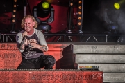 Stone Sour @ Pain In The Grass 2017 (Photo By- Mocha Charlie)