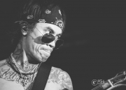 Josh Todd & The Conflict @ Pain In The Grass 2017 (Photo By- Mocha Charlie)