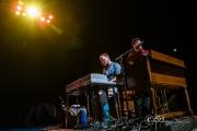 Greg Ehrlich & Steve Watkins (w/Allen Stone) @ Chateau Ste Michelle 8-4-17 (Photo By: Mocha Charlie)