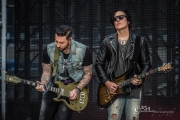 Avenged Sevenfold @ Century Link 8-9-17 (Photo By- Mocha Charlie)-37