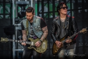 Avenged Sevenfold @ Century Link 8-9-17 (Photo By- Mocha Charlie)-40