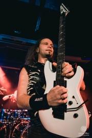 Dirkschneider at El Corazon (Photo: MIke Baltierra)