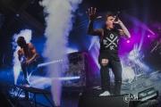 Nothing More w/Jacoby Shaddix of Papa Roach@ ShowboxSODO 5-4-18 (Photo By: Mocha Charlie)